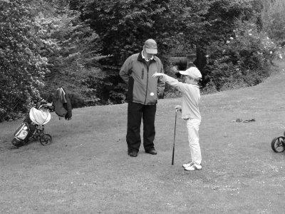 Trophée des petits golfeurs 2014