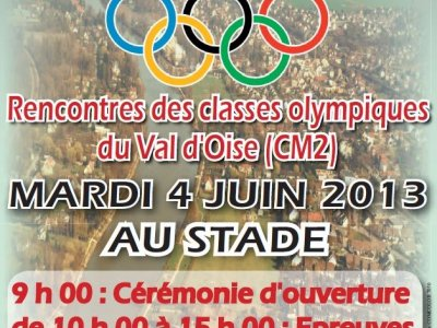 Classes olympiques 2013