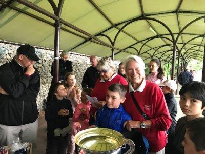 Trophée des petits golfeurs 2019